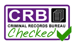 CRB Criminal Records Bureau checked image